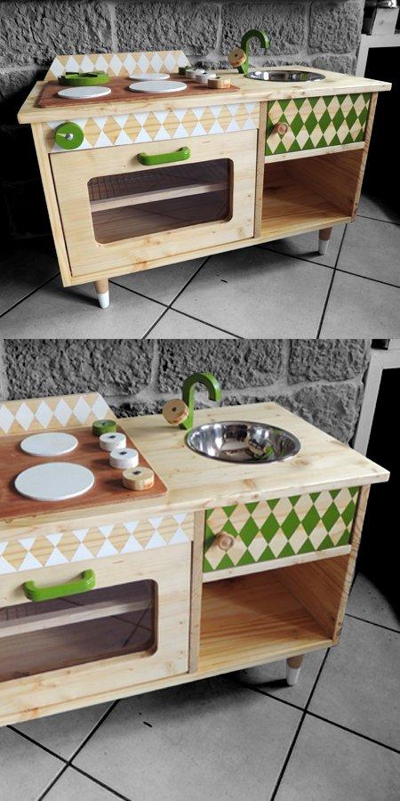 Cuisini re enfant 4 unsign design for Cuisiniere design