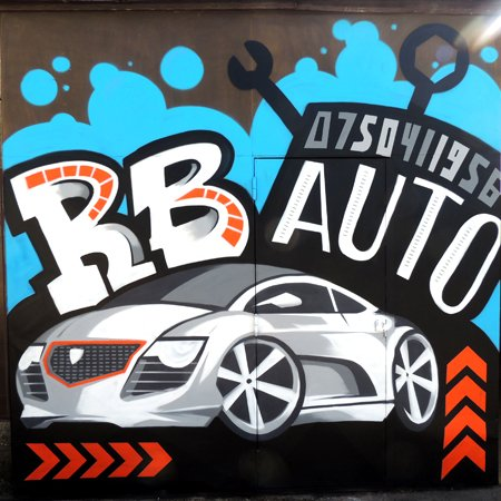 garage richard