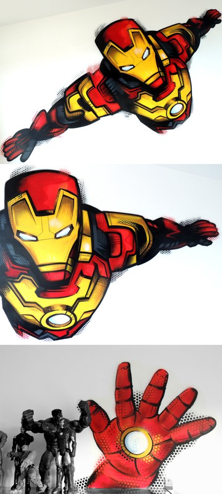 iron man blog