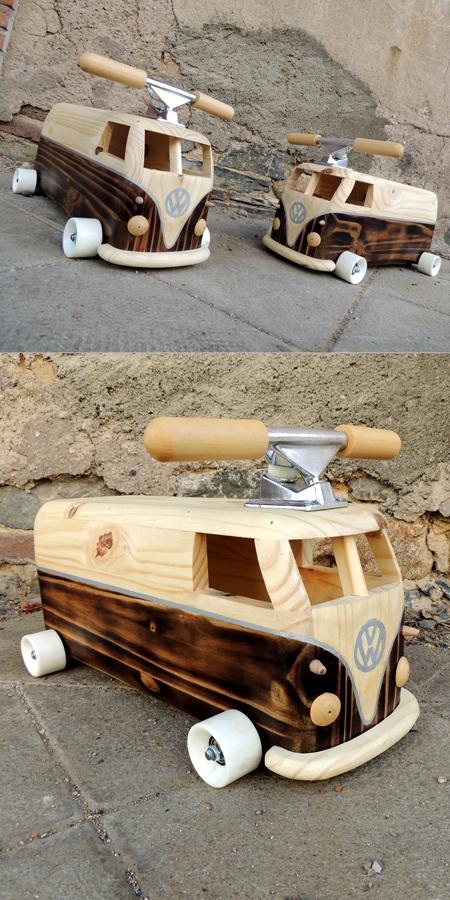 trotti VW T1 tôlé